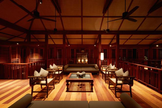 La boutique-hôtel Ani Villas réalisée à Dikwella au Sri Lanka par Architecture Workshop2 (AW2).