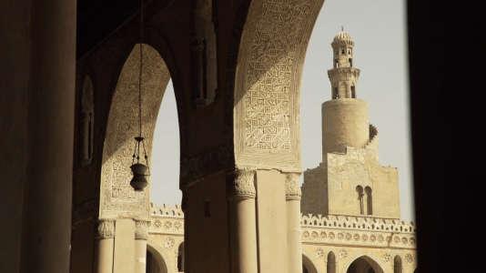 Image de Médine (Arabie saoudite), extraite du deuxième volet de la série documentaire.