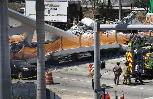 Il y aurait fait plusieurs morts selon la police des autoroutes