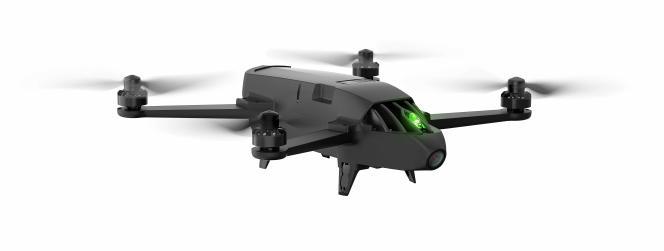 Le Bluegrass, le nouveau drone de Parrot destiné aux applications agricoles