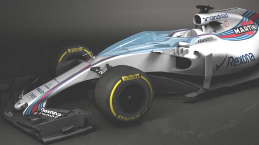 8 juillet 2017. La FIA et son partenaire, l'Institut global de sécurité, présentent officiellement leShield, système de protection des cockpits de F1.