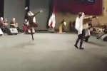 Des fillettes iraniennes dansent en l'honneur de la journée des femmes, le 7 mars à Téhéran.