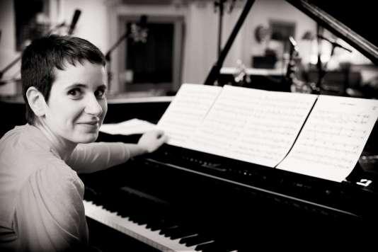 La pianiste Fanny Azzuro.