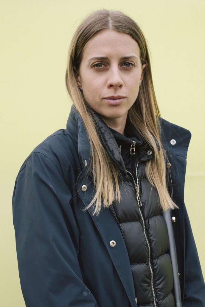 Alexandra Paillot est en lice ce week-end au saut Hermès.