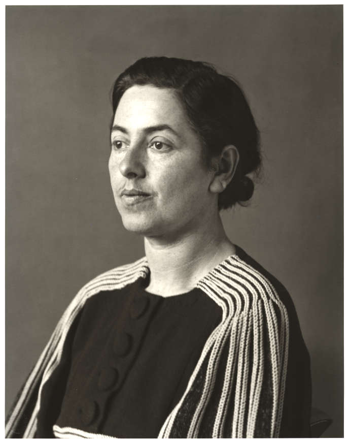 « La Grande Ville. Persécutés» (1938), d'August Sander.