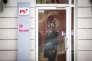 Vote pour le premier tour du congrès du Parti socialiste au siège du PS rue de Solférino à Paris, jeudi 15 mars 2018 - 2018©Jean-Claude Coutausse / french-politics pour Le Monde