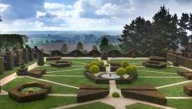 Les jardins de La Ballue.