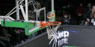 Depuis le 1er mars, la Pro A de basket a été renommée« Jeep Elite».