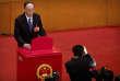 Wang Qishan, samedi 17 mars à Pékin.