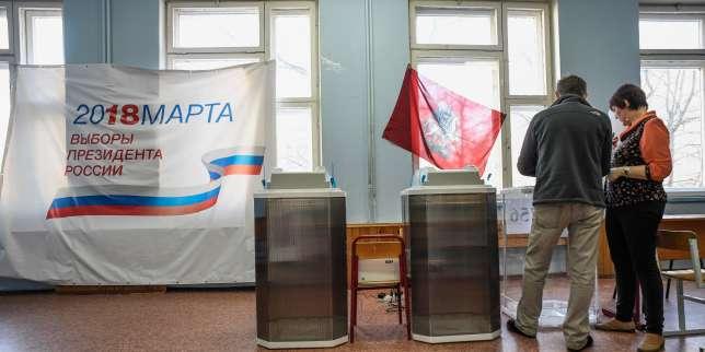 Les Russes inscrits sur les listes électorales au 1er janvier commenceront à voter à 8 heures (heure locale), le 18 mars.