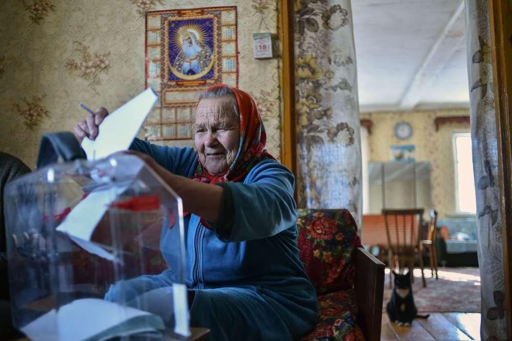 Jour de vote en russie for Ouverture bureau vote 13 decembre