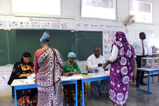 Les électeurs mahorais sont 30,4 % à s'être déplacés aux urnes
