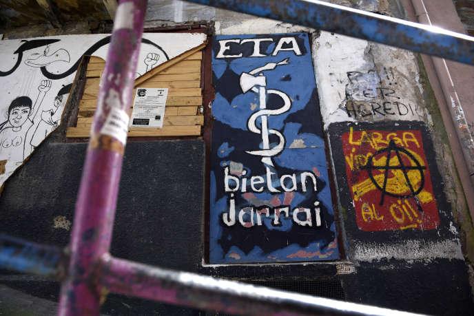 ETA a tué plus de 800 personnes en plusieurs décennies de lutte contre l'Etat espagnol.