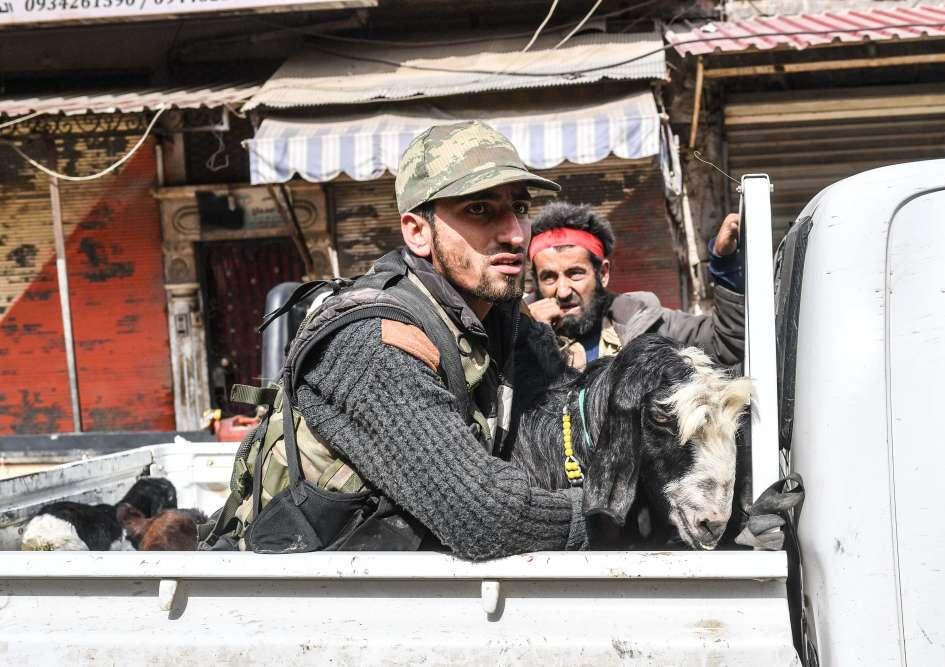 La prise d'Afrin, avec la bénédiction russe, permet à la Turquie d'étendre son contrôle sur une bonne moitié de la frontière, ce qui renforce son poids dans les négociations internationales.