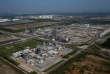 L'usine Chevron Phillips Chemical de Pasadena (Texas), en août 2017.