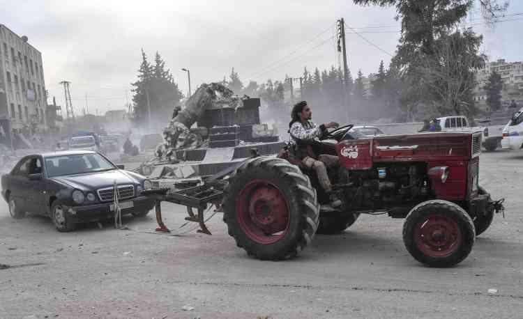 Avant l'intervention d'Ankara, l'enclave d'Afrin était l'unique région de Syrie à avoir été épargnée par la guerre et ses destructions.