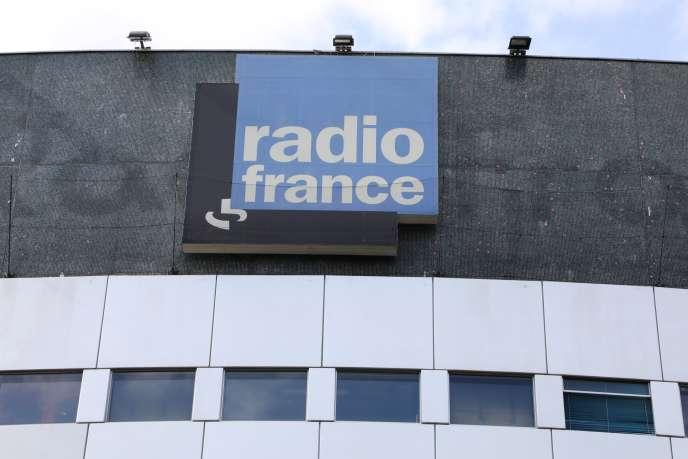 Le siège de Radio France, à Paris, en septembre 2017.