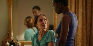 Marjorie Estiano etIsabel Zuaa dans« Les Bonnes Manières» («As Boas Maneiras»), de Juliana Rojas et Marco Dutra.
