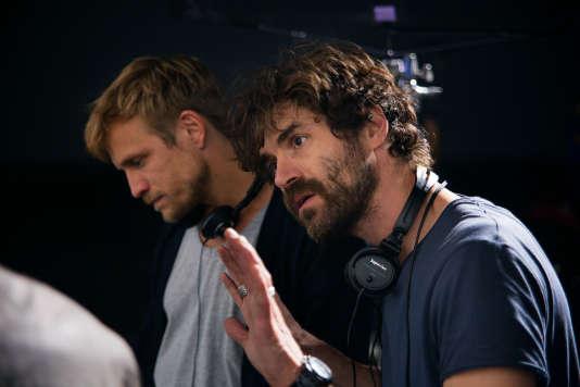 Jérémie Renier et son demi-frère Yannick signent le scénario et la réalisation de «Carnivores».
