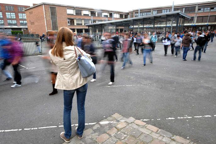 Un quart de la note du classement des lycées 2018 du «Monde» dépend du taux de réussite à cet examen, et un autre quart, de la valeur ajoutée apportée par le lycée sur ce critère.