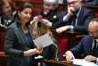 French Minister for Solidarity and Health Agnes Buzyn speaks during a session of questions to the government at the National Assembly in Paris on March 20, 2018. / AFP / ALAIN JOCARD