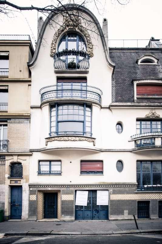 Centre National Des Art De La Rue Creation Decors