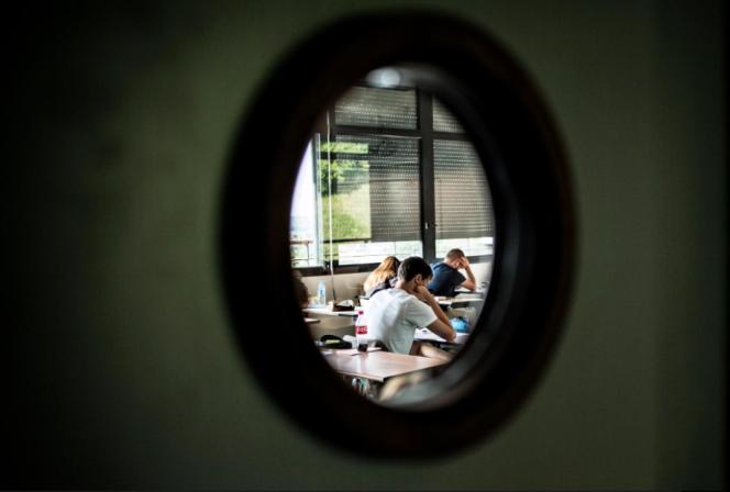 Un quart de la note du classement des lycées du Monde dépend du taux de réussite à cet examen, et un autre quart de la valeur ajoutée apportée par le lycée sur ce critère.