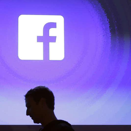 Le PDG de Facebook, Mark Zuckerberg, en 2013.