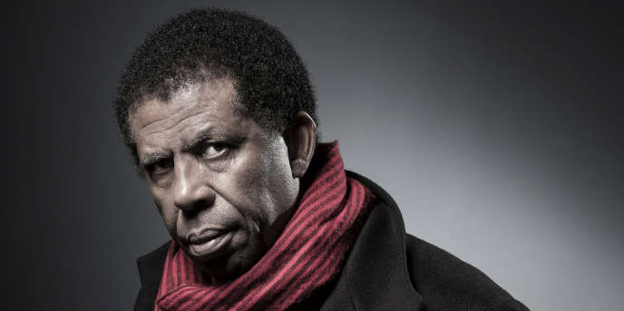 Le romancier haïtien Dany Laferrière, à Paris, le 22 novembre 2017.