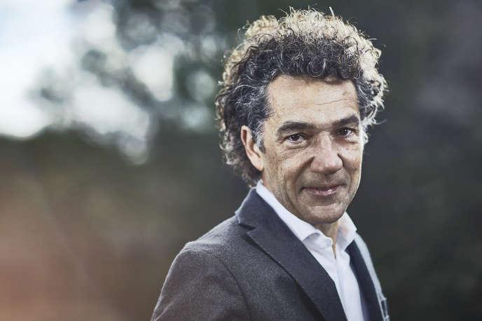Jean-Claude Mas à Narbonne (Aude), le 16 mars 2018.