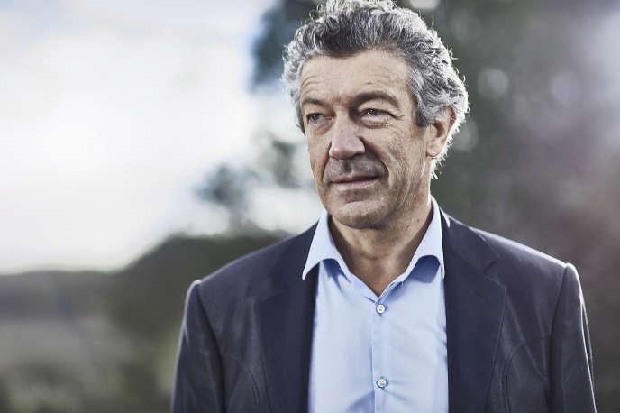 Gérard Bertrand à Narbonne (Aude), le 16 mars 2018.
