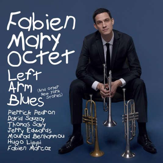 Pochette de l'album«Left Arm Blues (And Other New York Stories)», de Fabien Mary.