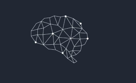 Le logo de Cambridge Analytica sur son site officiel, en 2016, durant l'élection présidentielle états-unienne.