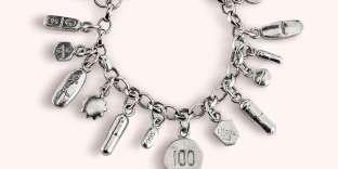Bracelet en argent, 2004.