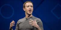 Mark Zuckerberg, à San Jose (Californie), le 18 avril 2017.