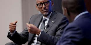 Le président rwandais, Paul Kagamé, dirige l'Union africaine cette année, ici à Washington, le 21 septembre 2017.