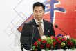 Le secrétaire d'Etat adjoint pour l'Asie de l'Est et le Pacifique, Alex Wong, le 21 mars à Taipei.