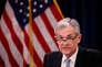 Le patron de la Réserve fédérale des Etats-Unis, Jerome Powell, à Washington, le 21 mars.