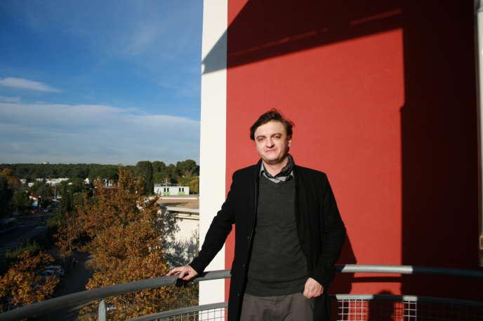 Bertrand Vidal, enseignant-chercheur en sociologie à l'université Paul-Valéry, de Montpellier, étudie le mouvement du survivalisme depuis 2012.