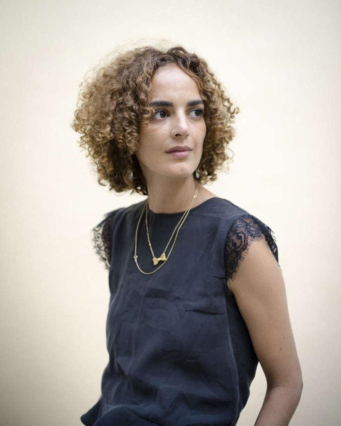 Leïla Slimani, en 2017.