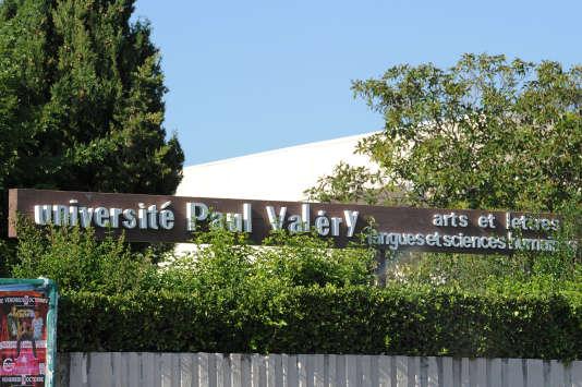 Université Paul-Valéry, septembre 2015.