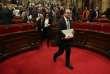 Jordi Turull, candidat à la présidence de la Catalogne.