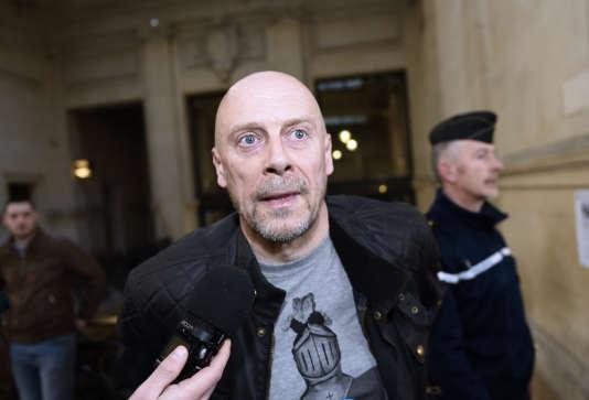 Alain Soral en mars 2015 à Paris.