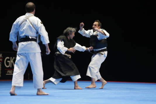Japonais chinois ou vietnamien ces arts martiaux que for Maitre art martiaux chinois