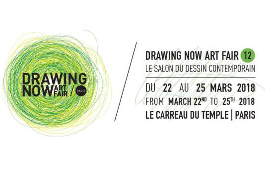 Le salon du dessin contemporain, Drawing Now, se tient jusqu'au 25 mars au Carreau du Temple à Paris.