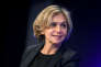 La présidente de la région Ile-de-France Valérie Pécresse au Paris Fintech Forum in Paris, le 30 janvier.