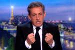 mis en examen dans le cadre de l'enquête sur des soupçons de financement libyen de sa campagne électorale de 2007, s'est expliqué sur TF1, le 22 mars.