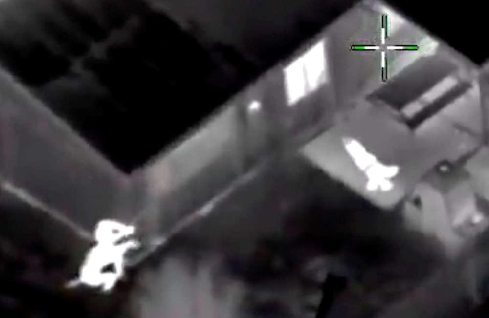 L'instant où Stephon Clark a été abattu par deux agents du Scramento Police Department, dimanche 18 mars, a été filmé par un hélicoptère de la police.