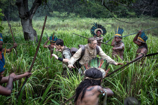 Charlie Hunnam incarnel'explorateur Percival Harrison Fawcett.