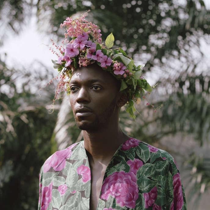 Baloji, en République démocratique du Congo (RDC), en 2018.
